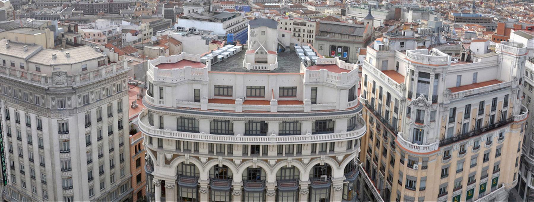 Renta Corporación, venta de edificios en barcelona