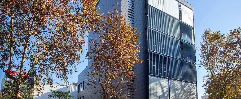 Badajoz 112, oficinas