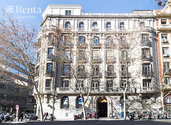 Sede Renta Corporación en Madrid
